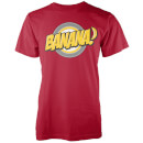 banana-men-s-red-t-shirt-s-rot