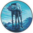 Attack Pattern Delta - Zavvi Exclusive Star Wars Dan Mumford Ronde Emaille Pin (4 cm doorsnede)