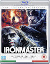 88 Films Ironmaster - Dual Format (Includes DVD)