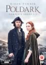 ITV Home Entertainment Poldark - Series 1-3 Box Set