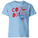my-little-rascal-cool-dude-kids-t-shirt-light-blue-3-4-years-blau