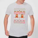 nintendo-super-mario-ho-ho-ho-it-s-a-me-christmas-t-shirt-grau-xl-grau