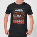 nintendo-super-mario-kart-christmas-here-we-go-t-shirt-schwarz-s-schwarz