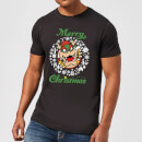 nintendo-super-mario-bowser-white-wreath-merry-christmas-t-shirt-schwarz-l-schwarz