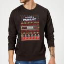 nintendo-super-mario-kart-here-we-go-weihnachtspullover-schwarz-s-schwarz