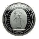 Moneda de Colección Jurassic Park 25.º Aniversario - Edición Plateada Limitada