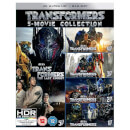 Transformers: 5-Movie Collection - 4K Blu-ray