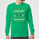 star-wars-yoda-christmas-weihnachtspullover-grun-xl-grun