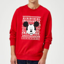 disney-mickey-mouse-weihnachtspullover-rot-s-rot