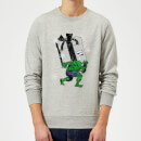 marvel-comics-the-incredible-hulk-weihnachtsgeschenk-weihnachtspullover-grau-xl-grau