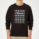 marvel-the-punisher-weihnachtspullover-schwarz-m-schwarz