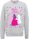 disney-princess-christmas-princess-silhouettes-grey-christmas-sweatshirt-xl-grau