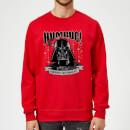 star-wars-darth-vader-merry-sithmas-weihnachtspullover-rot-xl-rot, 28.49 EUR @ sowaswillichauch-de
