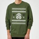 star-wars-christmas-stormtrooper-weihnachtspullover-grun-xl-grun, 28.49 EUR @ sowaswillichauch-de