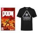 DOOM + UAC T-Shirt – M
