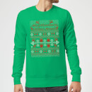 merry-christmas-ya-fitness-animal-sweatshirt-grun-xxl-kelly-green