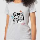 santa-did-good-women-s-t-shirt-grey-xs-grau, 17.99 EUR @ sowaswillichauch-de