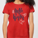 hello-winter-women-s-t-shirt-red-l-rot