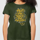 meet-me-under-the-mistletoe-women-s-t-shirt-forest-green-s-forest-green
