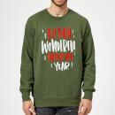 the-most-wonderful-time-sweatshirt-grun-s-grau