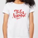 feliz-navidad-women-s-t-shirt-white-4xl-wei-, 17.49 EUR @ sowaswillichauch-de