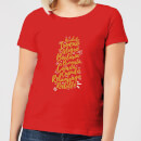 international-reindeer-women-s-t-shirt-red-s-rot