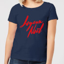 joyeux-noel-holly-jolly-international-women-s-t-shirt-navy-s-marineblau