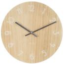 karlsson-small-glass-wall-clock-light-wood