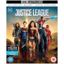 Justice League (2017) 4K Blu-Ray