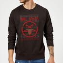 hail-santa-black-sweatshirt-xxl-schwarz, 28.49 EUR @ sowaswillichauch-de