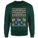 its-beginning-to-look-a-lot-like-cocktails-sweatshirt-grun-s-schwarz