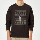 fa-la-la-la-llama-sweatshirt-schwarz-xl-schwarz