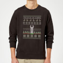 fa-la-la-la-llama-sweatshirt-schwarz-l-schwarz