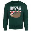 hangin-at-the-north-pole-kelly-green-sweatshirt-s-kelly-green