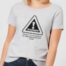 warning-dad-jokes-grey-women-s-t-shirt-xxl-grau