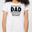 dad-taxi-service-white-women-s-t-shirt-l-wei-