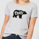 daddy-bear-women-s-t-shirt-grey-xs-grau, 17.49 EUR @ sowaswillichauch-de