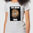 the-mane-man-grey-women-s-t-shirt-s-grau