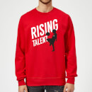 rising-talent-sweatshirt-red-s-rot