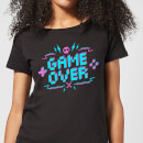 game-over-gaming-black-women-s-t-shirt-m-schwarz