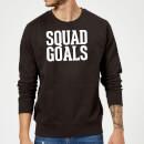 squad-goals-black-sweatshirt-l-schwarz, 29.99 EUR @ sowaswillichauch-de