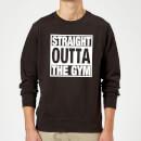 straight-outta-the-gym-black-sweatshirt-xl-schwarz, 29.99 EUR @ sowaswillichauch-de