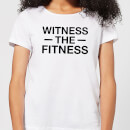 witness-the-fitness-white-women-s-t-shirt-xl-wei-, 17.99 EUR @ sowaswillichauch-de
