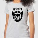 respect-the-beard-grey-women-s-t-shirt-xxl-grau, 17.99 EUR @ sowaswillichauch-de
