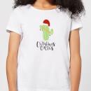 christmas-cactus-women-s-t-shirt-white-m-wei-