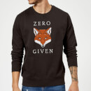 zero-fox-given-sweatshirt-black-l-schwarz