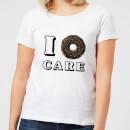 i-donut-care-white-women-s-t-shirt-l-wei-, 17.49 EUR @ sowaswillichauch-de