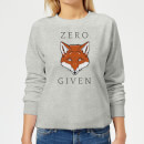 zero-fox-given-women-s-sweatshirt-grey-m-grau