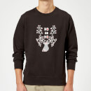 ho-ho-ho-black-sweatshirt-xl-schwarz