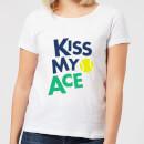kiss-my-ace-white-women-s-t-shirt-l-wei-, 17.99 EUR @ sowaswillichauch-de